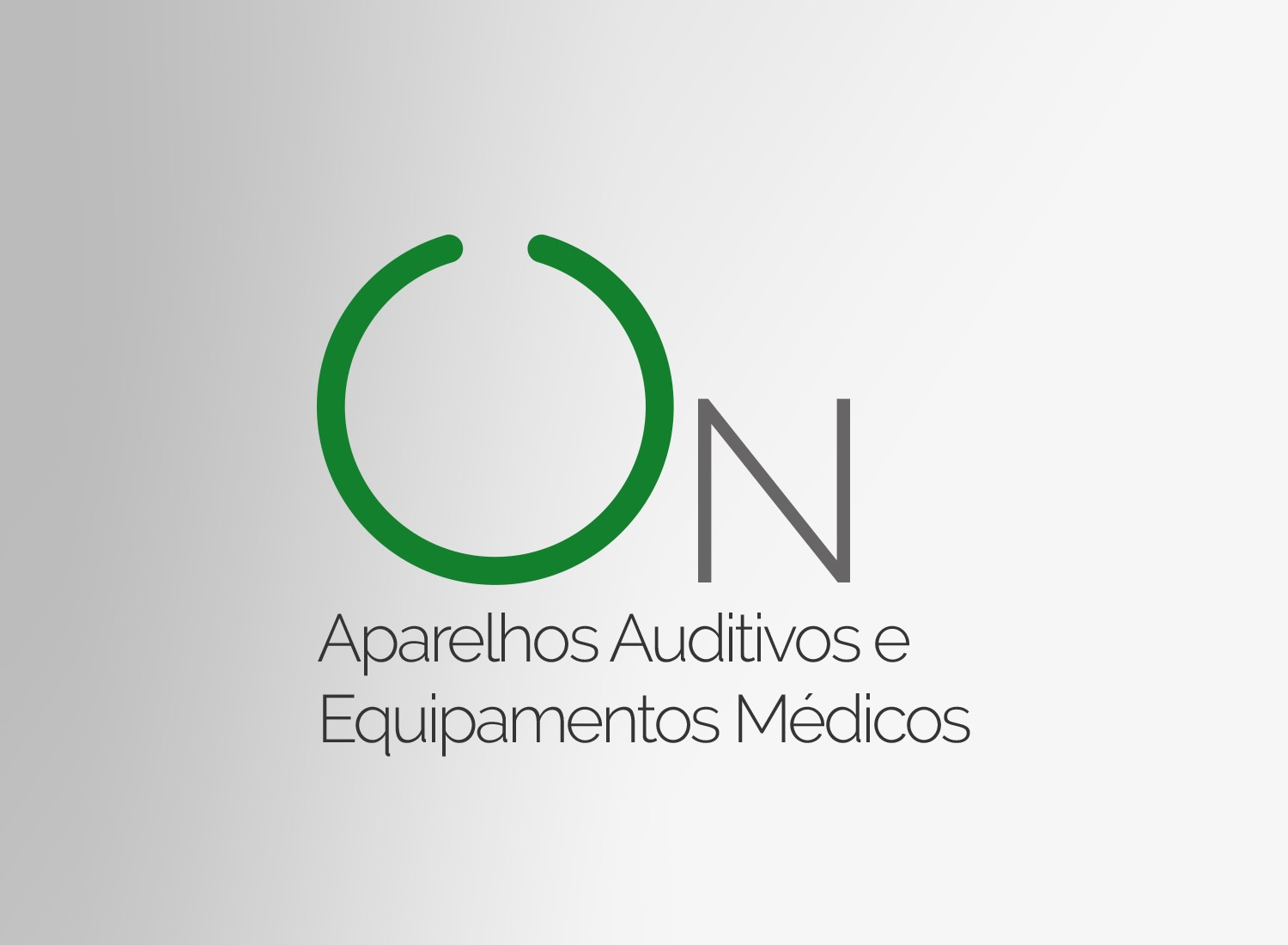 Logotipo On Aparelhos Auditivos